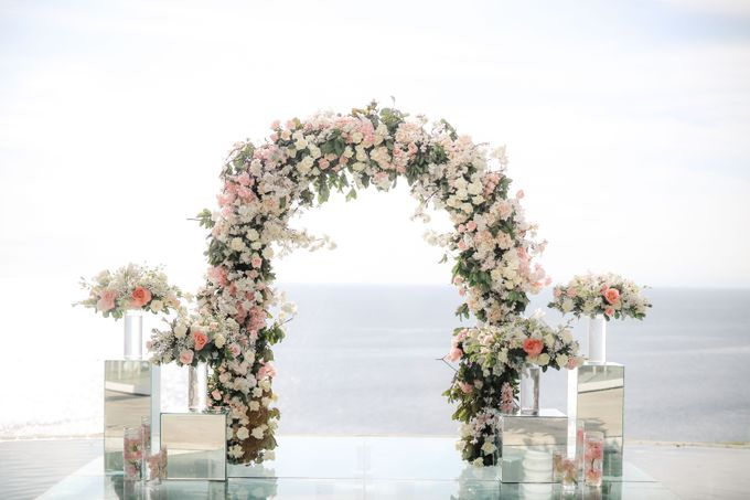 Bryce & Bonnie Wedding by KAMAYA BALI - 009