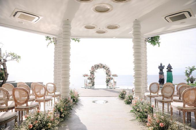 Bryce & Bonnie Wedding by KAMAYA BALI - 010