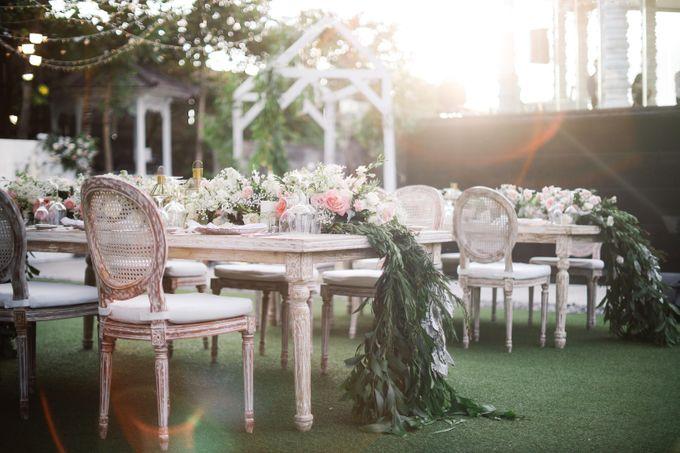 Bryce & Bonnie Wedding by KAMAYA BALI - 012