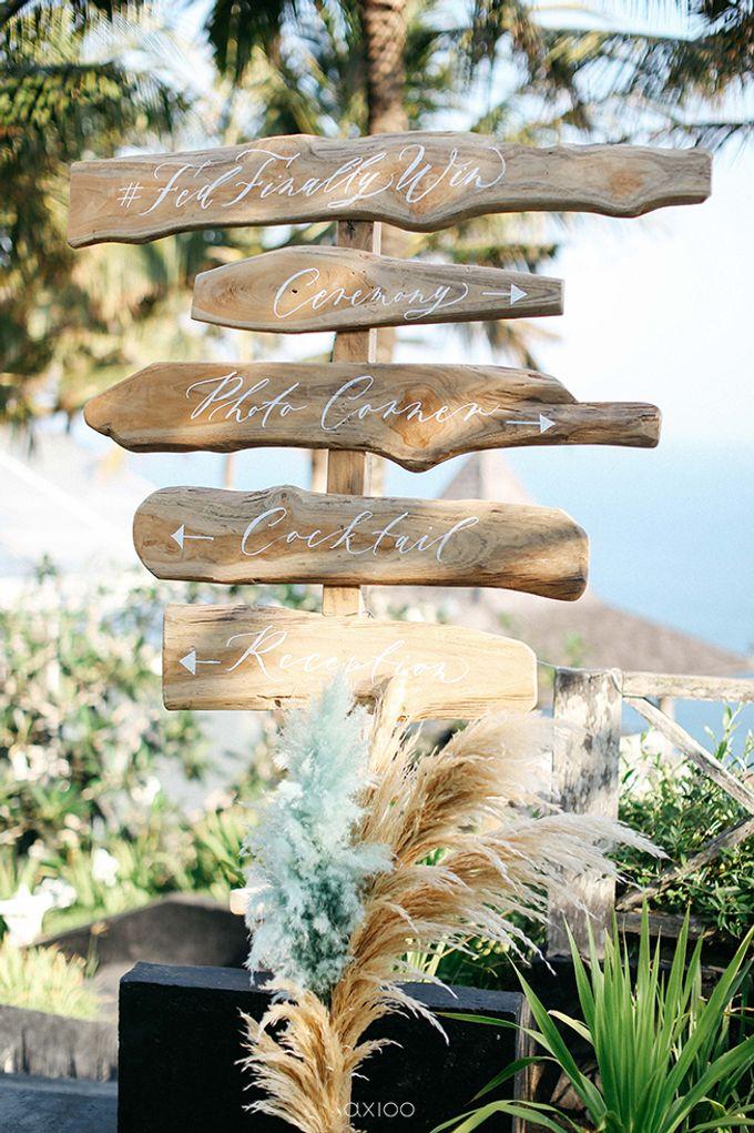 Federick & Winny by Twogather Wedding Planner - 016