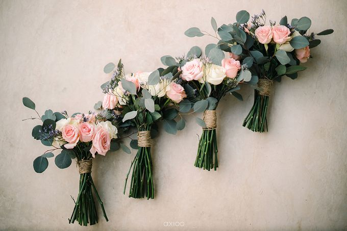 Romantic and Surprised Wedding by Magnifica Organizer - 007