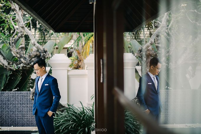 Romantic and Surprised Wedding by Magnifica Organizer - 013