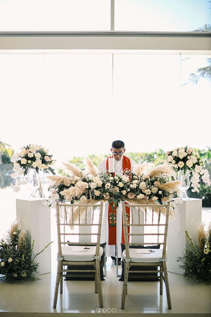 The Wedding of Asoen Wenny by Magnifica Organizer - 021