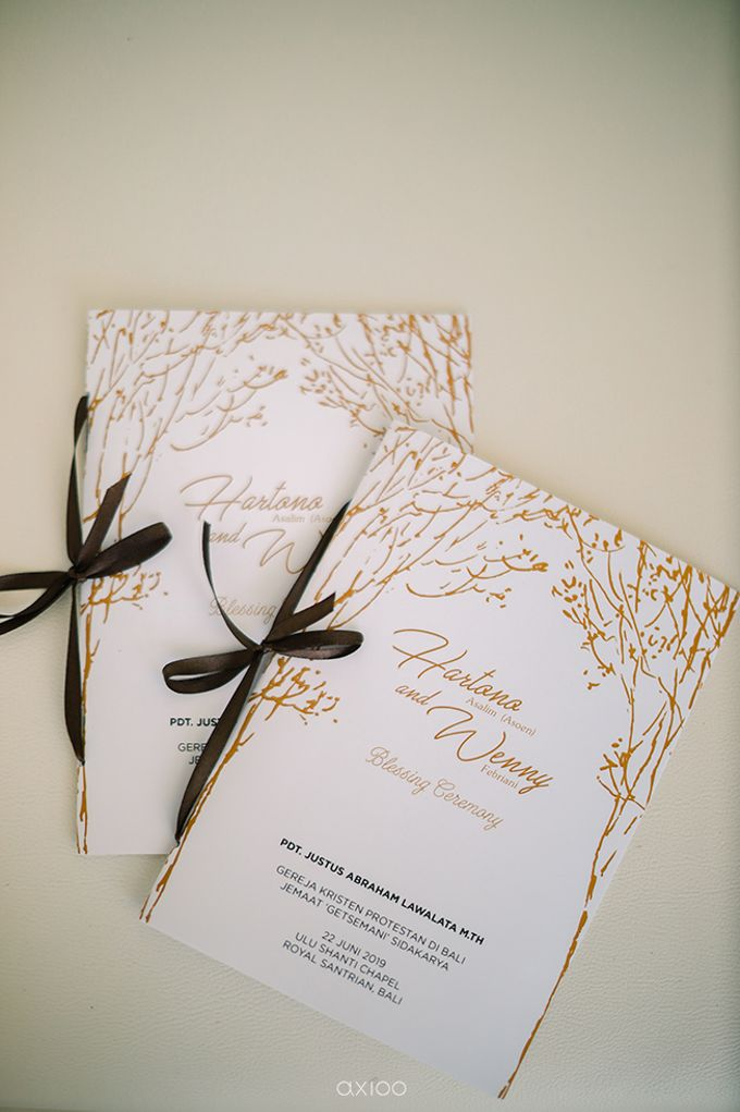 The Wedding of Asoen Wenny by Magnifica Organizer - 022