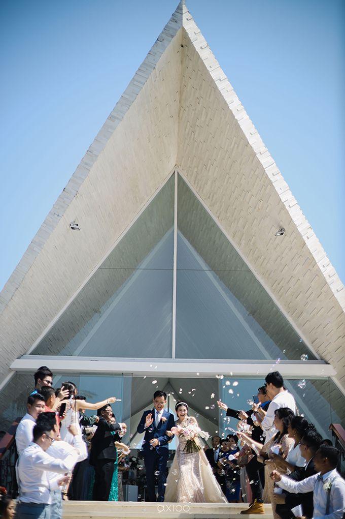 The Wedding of Asoen Wenny by Magnifica Organizer - 025