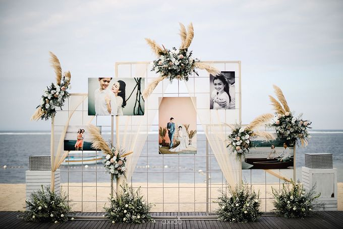 Romantic and Surprised Wedding by Magnifica Organizer - 031