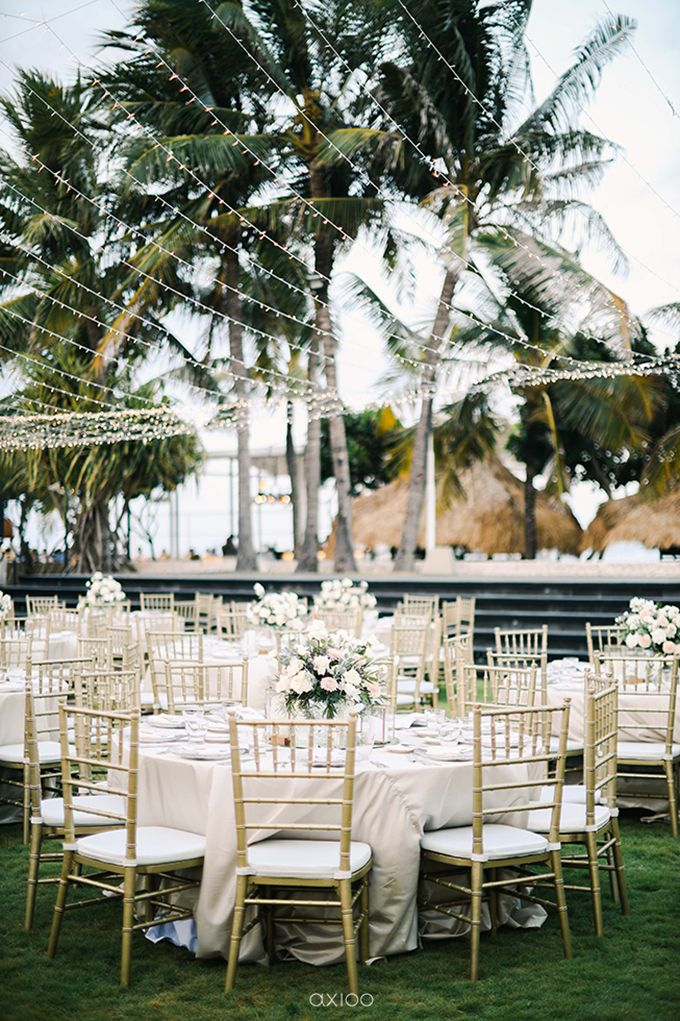 Romantic and Surprised Wedding by Magnifica Organizer - 030