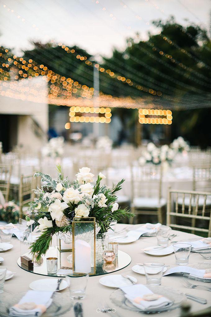 The Wedding of Asoen Wenny by Magnifica Organizer - 027