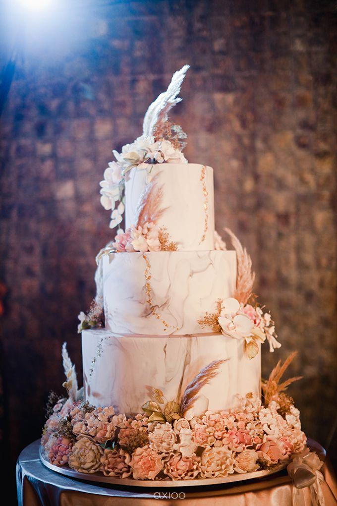 The Wedding of Asoen Wenny by Magnifica Organizer - 029