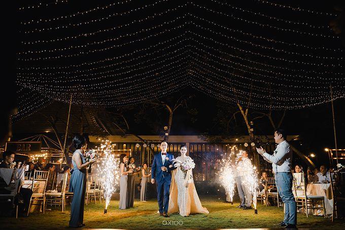 The Wedding of Asoen Wenny by Magnifica Organizer - 030