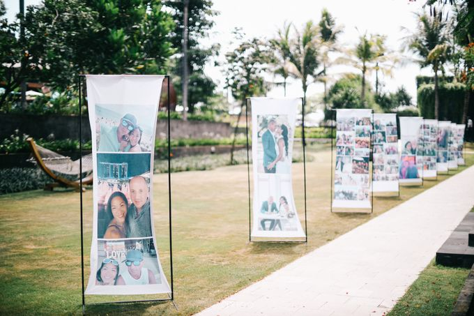 Modern Playful Wedding in Seminyak Bali by Silverdust Decoration - 019