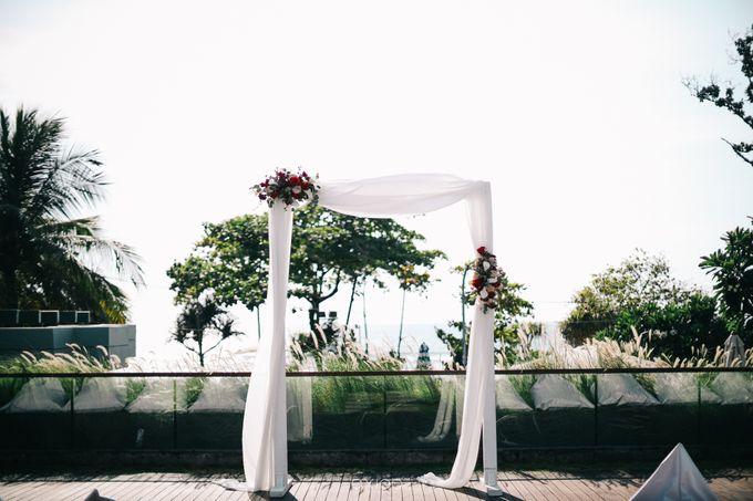 Modern Playful Wedding in Seminyak Bali by Silverdust Decoration - 011