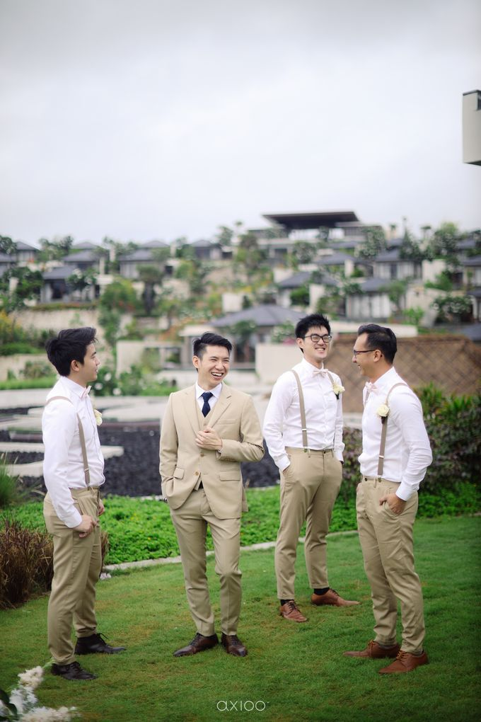 Alfian and Jessliyn Wedding by Six Senses Uluwatu, Bali - 013