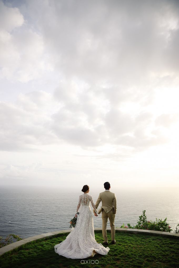 Alfian and Jessliyn Wedding by Six Senses Uluwatu, Bali - 008