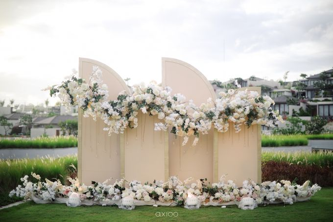 Alfian and Jessliyn Wedding by Six Senses Uluwatu, Bali - 026