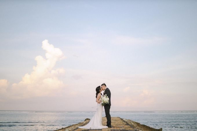 The Wedding of Erika & Vincent by Bali Eve Wedding & Event Planner - 035