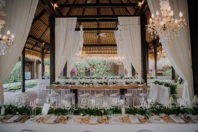 Whimsical Tropical Wedding at Stone House by Tirtha by Tirtha Bali - 035