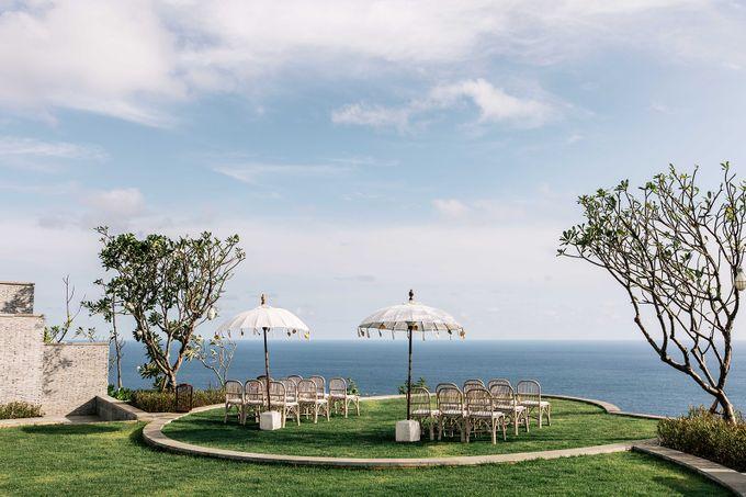Wedding at Six Senses Uluwatu by Six Senses Uluwatu, Bali - 008