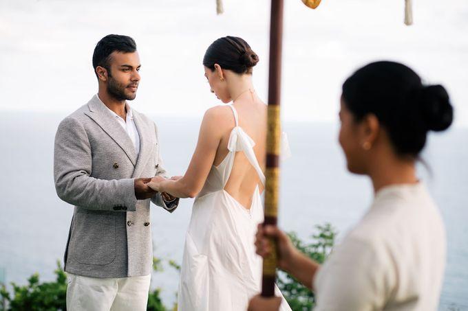 Wedding at Six Senses Uluwatu by Six Senses Uluwatu, Bali - 009
