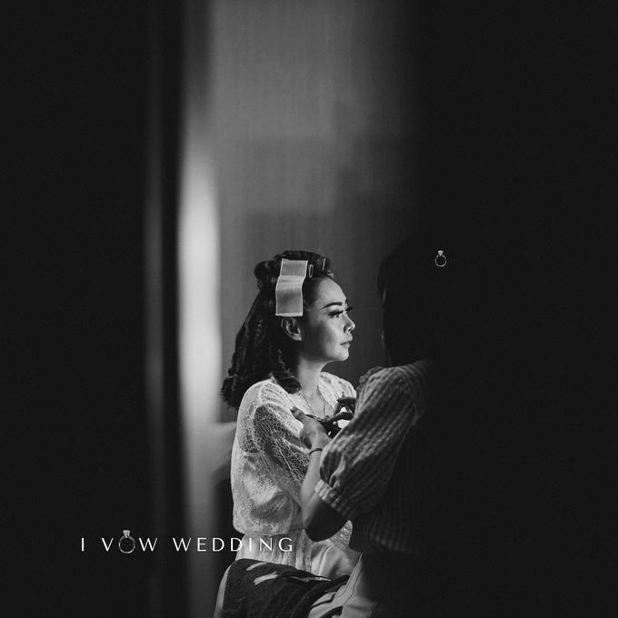 The Wedding of William & Shanie by Ivow Wedding - 003