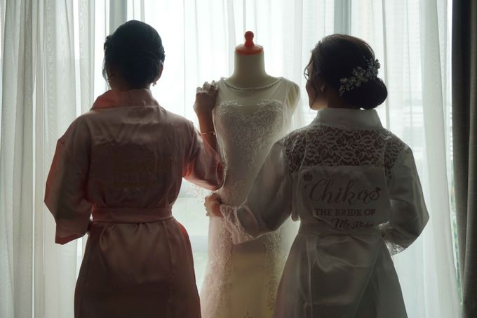 The Wedding Of Ricky Fajar Adiputra & Chika Octavia by ID Organizer - 004
