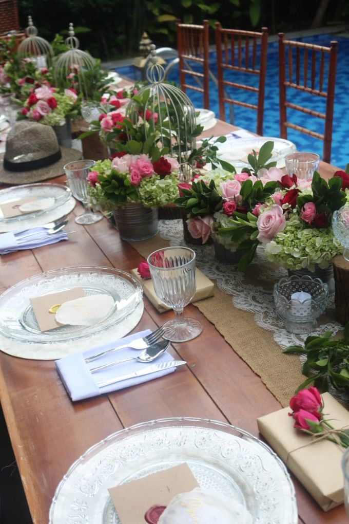 Table Set Up by Excelsior Bali Catering - 001
