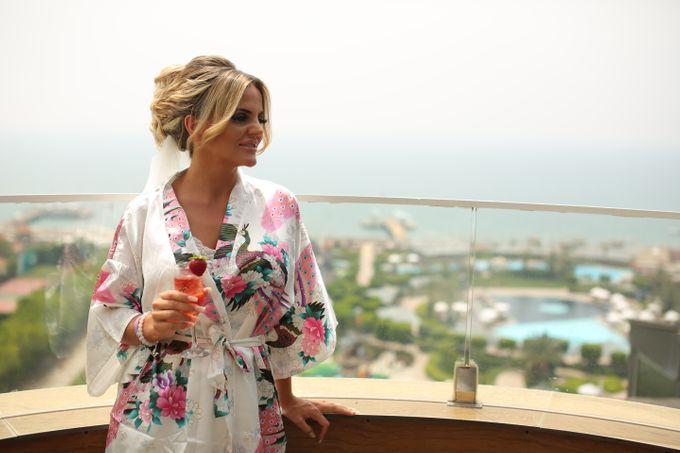 Mica & Ross British wedding by Wedding City Antalya - 003
