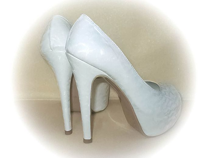 BRIDAL SHOES by Pamela Falli - 006