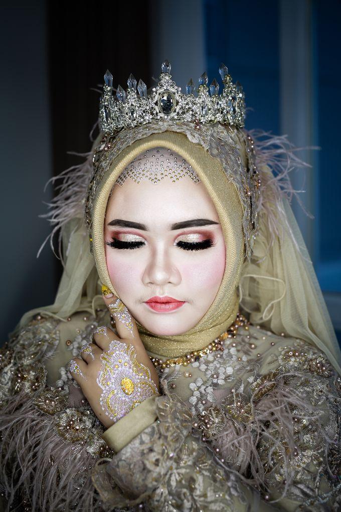 Wedding of Amrina & Farid by Rashdan Planner - 005