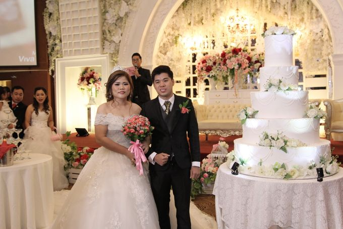 Wedding party of David and Shu Li at Angke Restaurant by Angke Restaurant & Ballroom Jakarta - 003