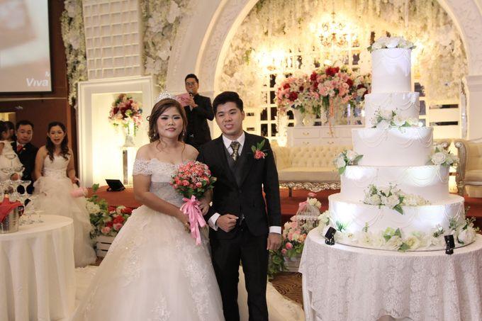 Wedding party of David and Shu Li at Angke Restaurant by JJ Bride - 002