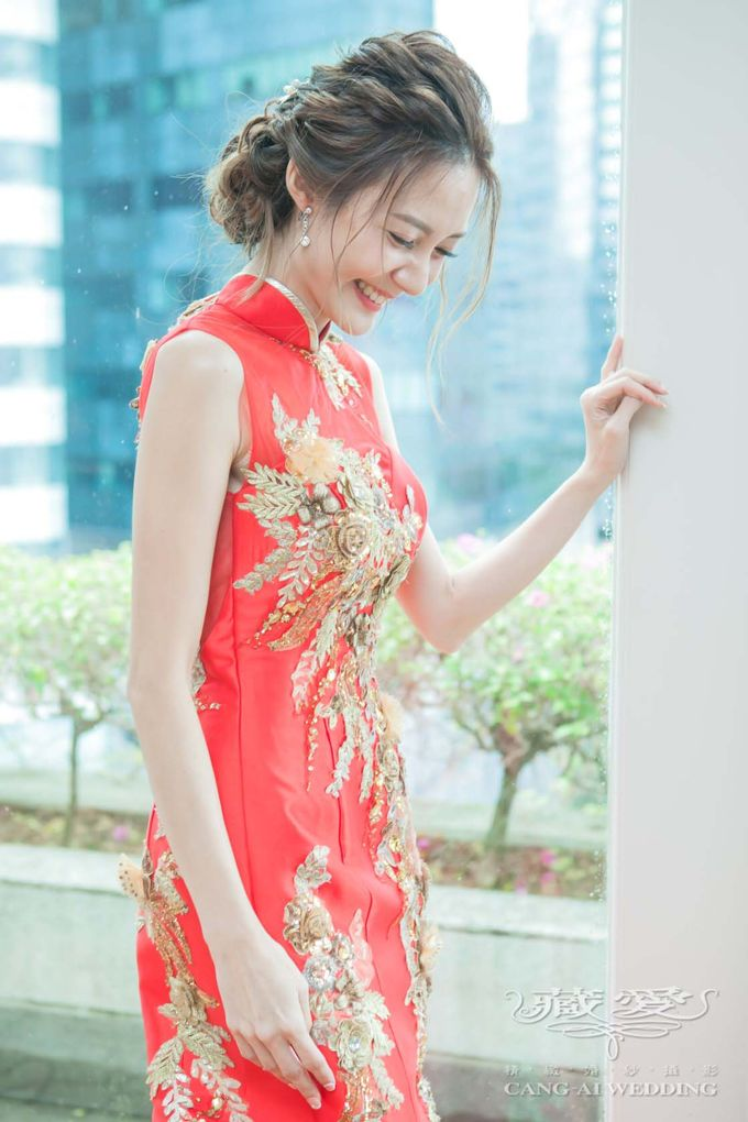 Actual Day by Cang Ai Wedding - 021