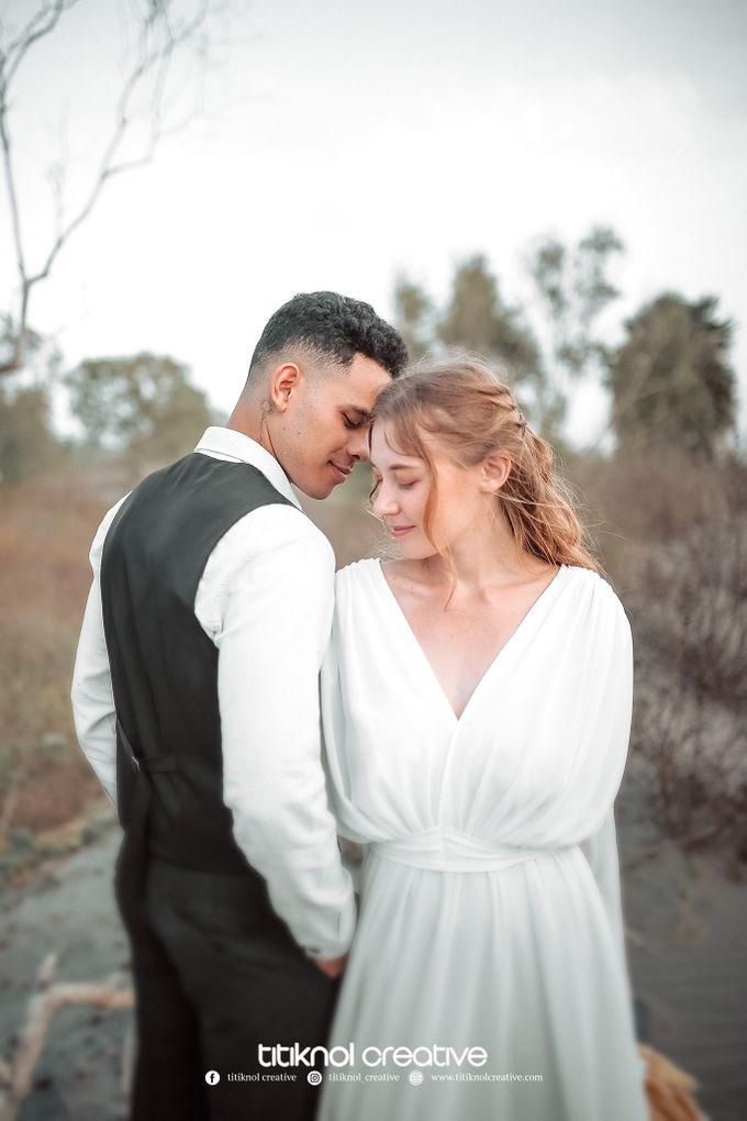 Prewedding Anya + Ben by Titiknol Creative - 003