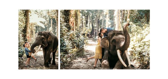 Timothy and Gracia Prewedding by Cappio Photography - 003