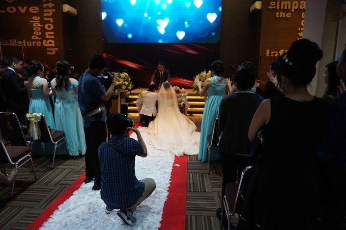 The Wedding of Gevin Salim & Yolanda Kartika Winarta by ID Organizer - 003