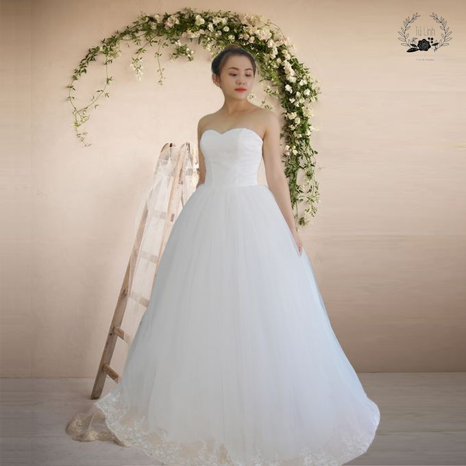 Wedding Dress In Your Dream by Tu Linh Boutique - 001