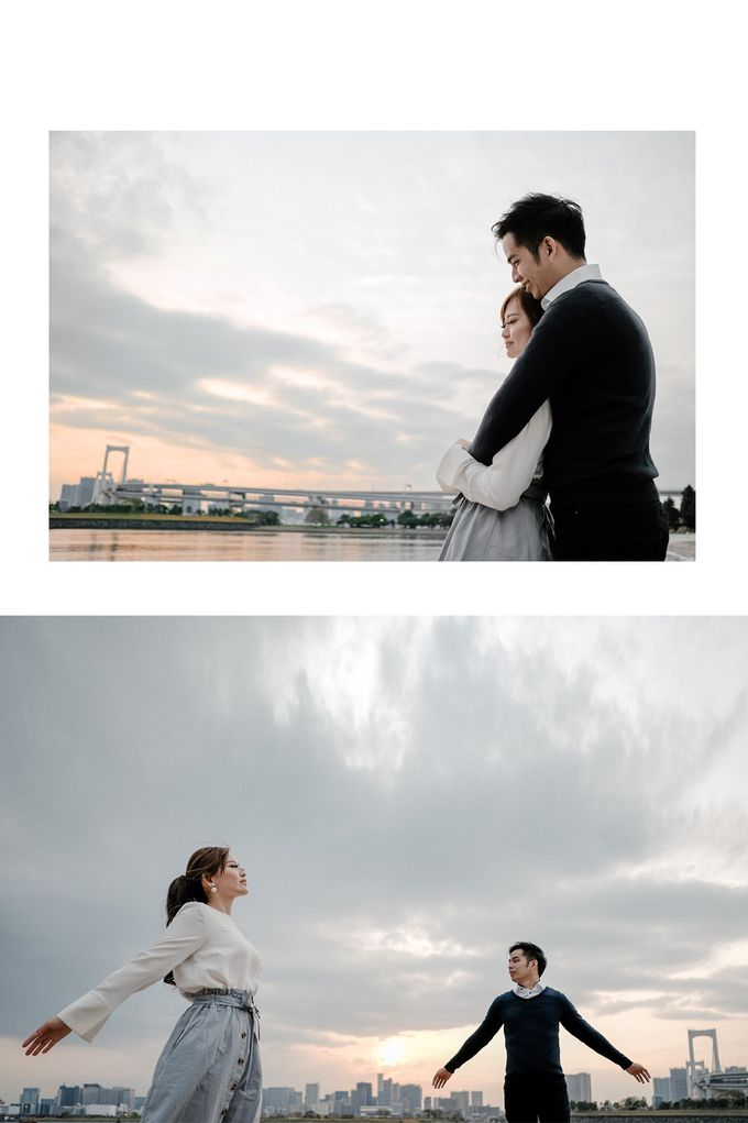Anthony & Esther Japan Tokyo Prewedding by PICTUREHOUSE PHOTOGRAPHY - 003