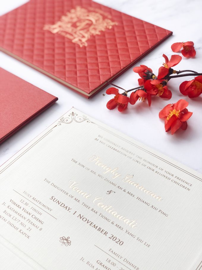 The Wedding of Frengky & Vonni by SentimeterCard - 003