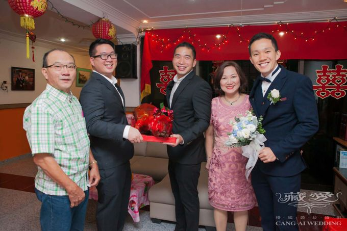 Actual Day by Cang Ai Wedding - 012