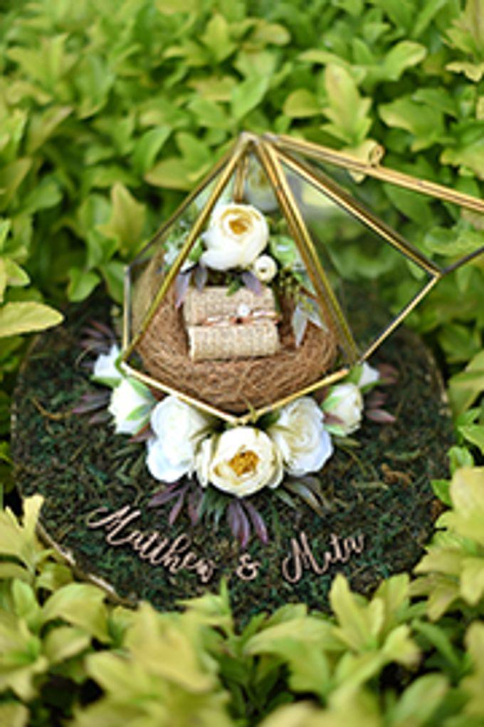 Wedding of Mita & Matthew by Nika di Bali - 003