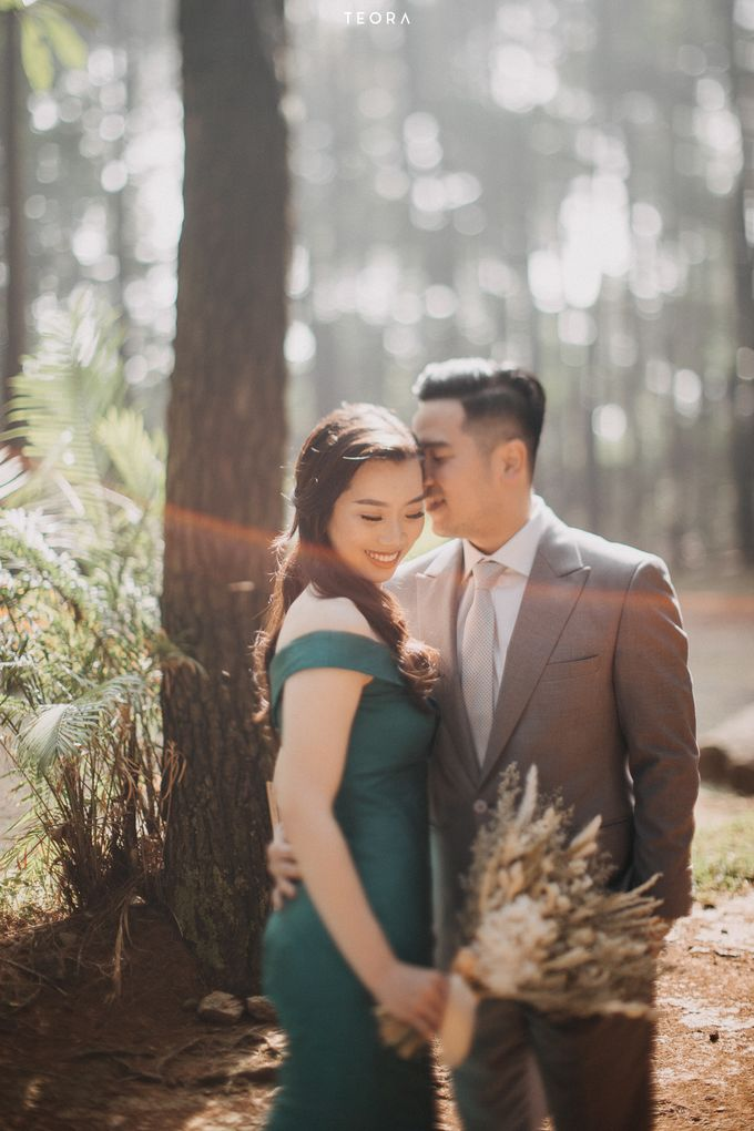 Endy & Selvi Jakarta Prewedding by Rent a Gown - 001