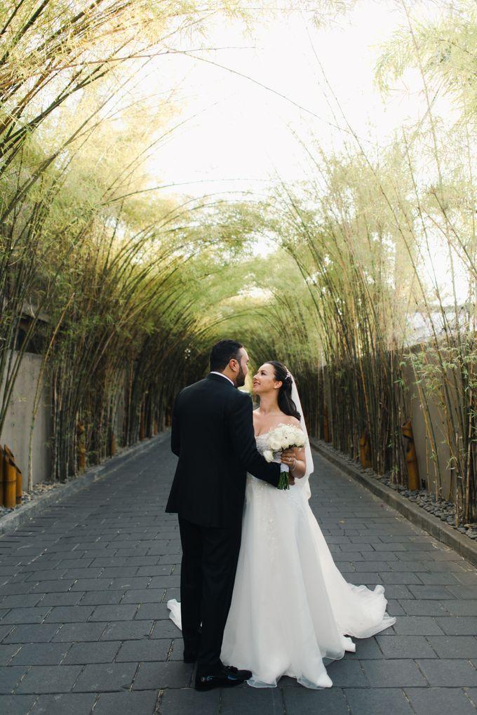 Wedding Hicham & Aki by Putri Bali Makeup - 003