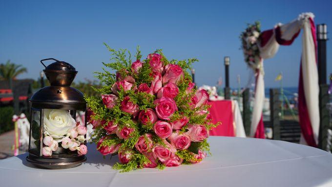 Wedding by the sea in Antalya -Lucy & Daniel- by Wedding City Antalya - 003