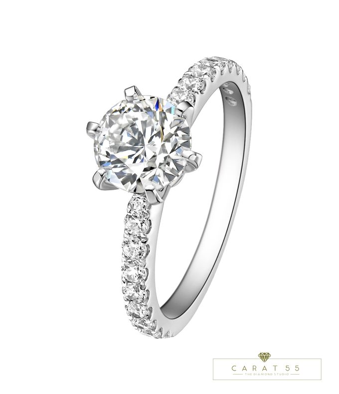 Engagement Rings by Carat 55 - 005