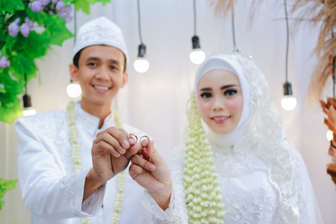 wedding of Desi & Ericky by Rashdan Planner - 015