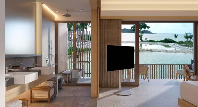The Rooms by Sheraton Belitung Resort - 011
