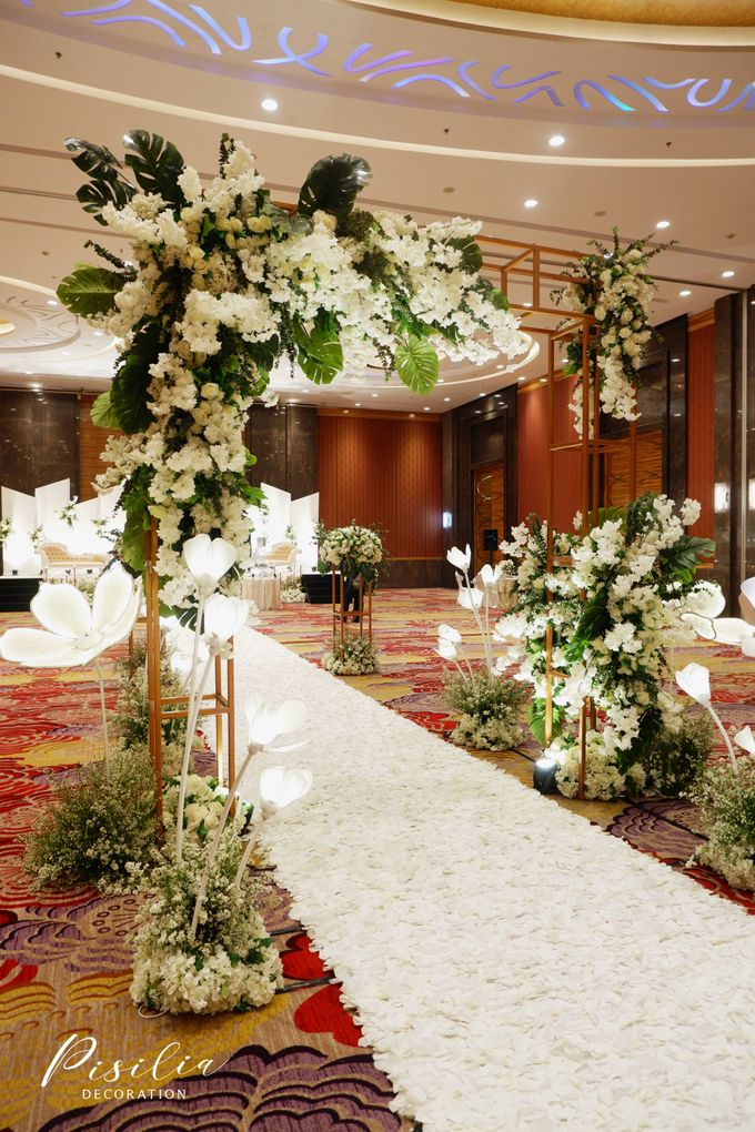IKK Skeno Hall, Emporium Pluit, 25 Jul '20 by Pisilia Wedding Decoration - 002