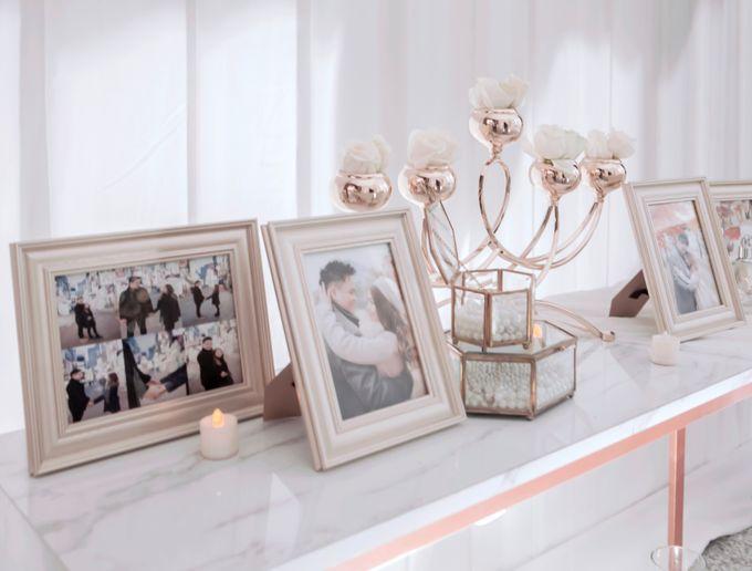 Mr Kevin & Mrs  Ertika Wedding by Veéh Floral Atelier - 004