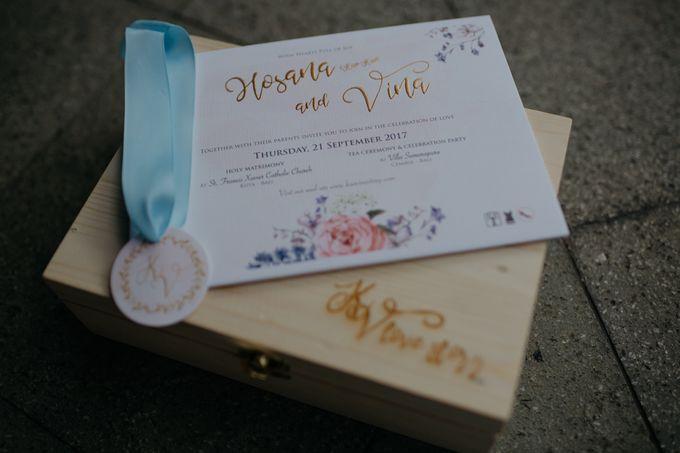 Wedding Hosana & Vina by Ananda Yoga Organizer - 003