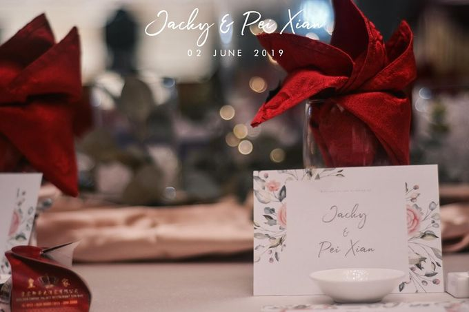 The Wedding of Jacky & Pei Xian by FW Event Pro - 003